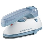 Hamilton Beach 10090 Travel Iron with Steamer