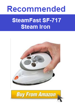 recommended travel iron